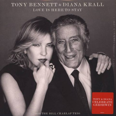 Love Is Here to Stay-Tony Bennett & Diana Krall Vinyl LP Record
